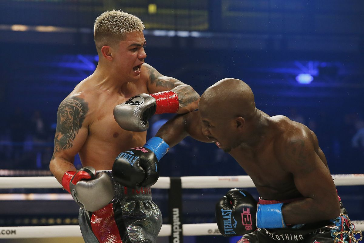 Joseph Diaz Jr Takes Ibf Title From Tevin Farmer By Decision Bad Left Hook