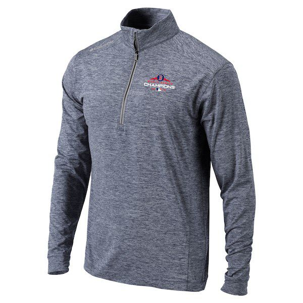 7281ab25 Columbia World Series Champs Half-Zip Pullover Jacket for $89.99 Fanatics