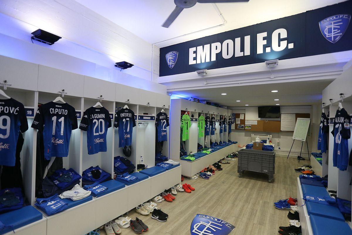 Empoli v AC Milan - Serie A