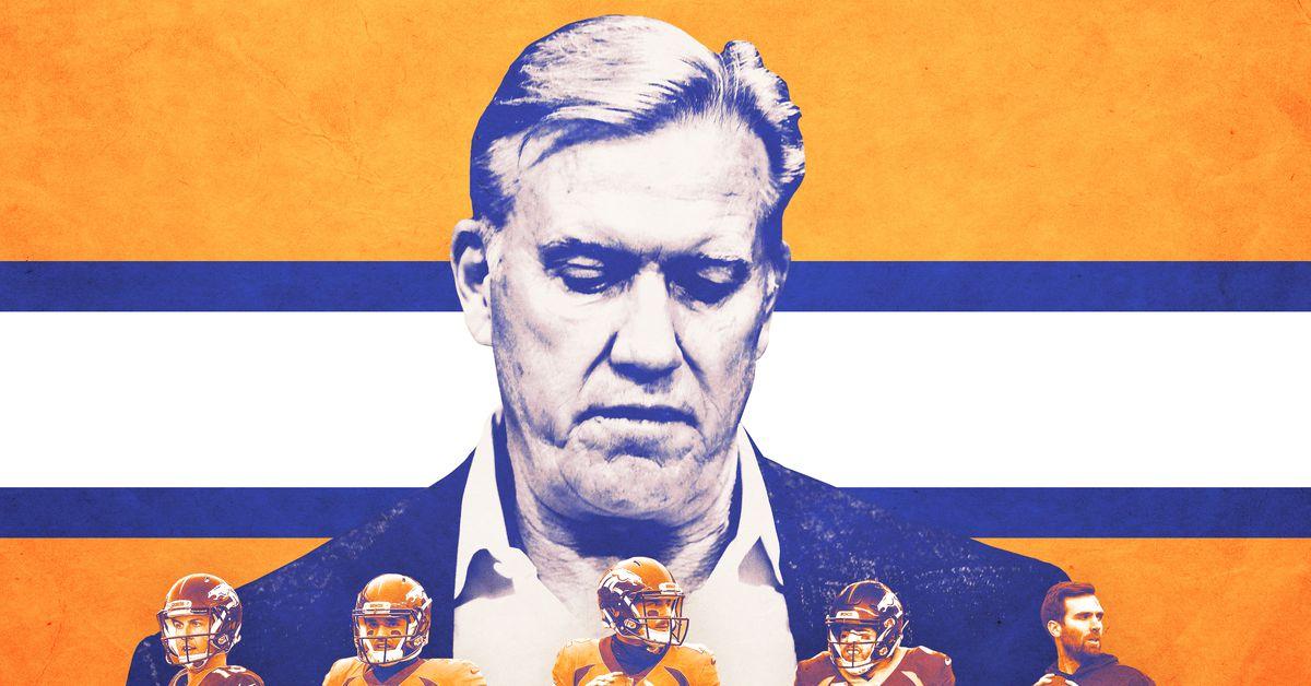 John Elway Broncos Wallpaper Assessing John Elway�...