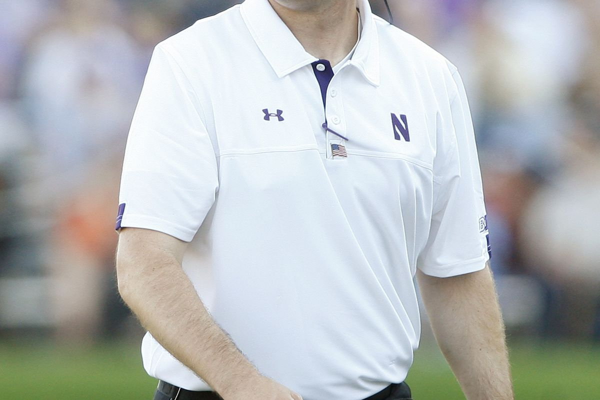 Can Pat Fitzgerald's Northwestern team continue to go 1-0 every week?