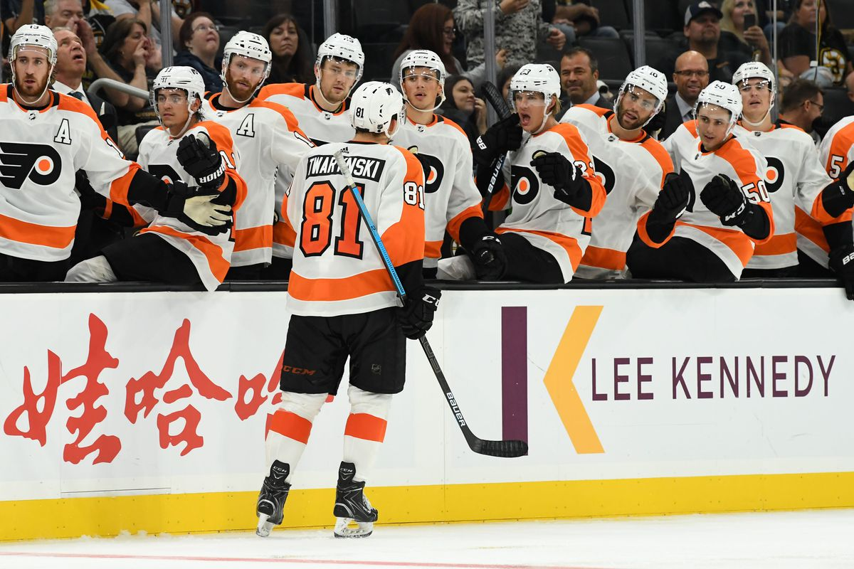 Projecting how the Flyers will roll out in Prague