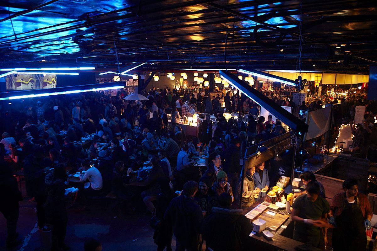 BK Night Bazaar