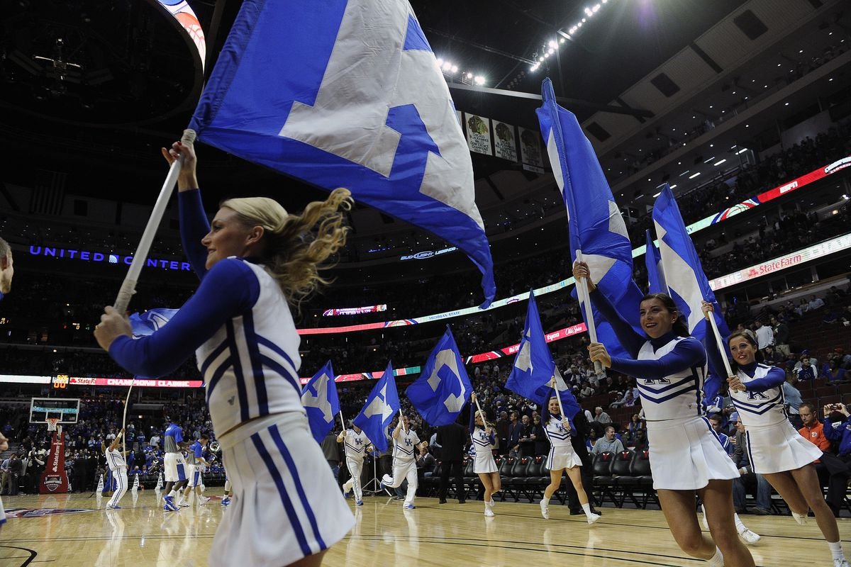Uk Basketball: Kentucky Wildcats At North Carolina 2013