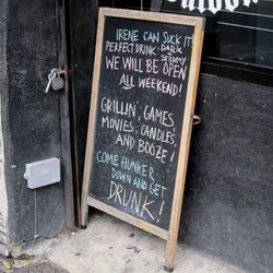 The Second Chance Saloon in Williamsburg.  Photo: Raphael Brion.
