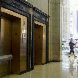 The nicest Duane Reade elevators ever