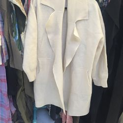 Coat, $50