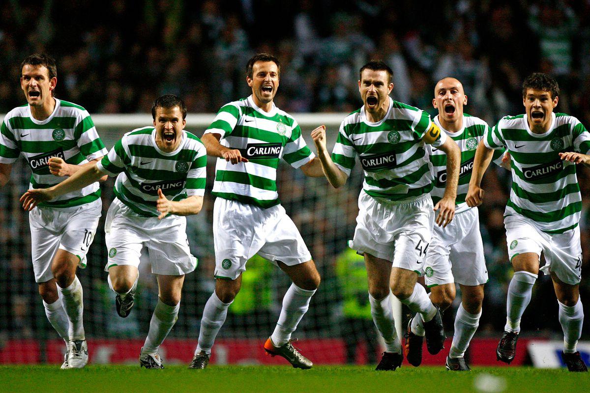 UEFA Champions League Qualifier: Celtic v Spartak Moscow