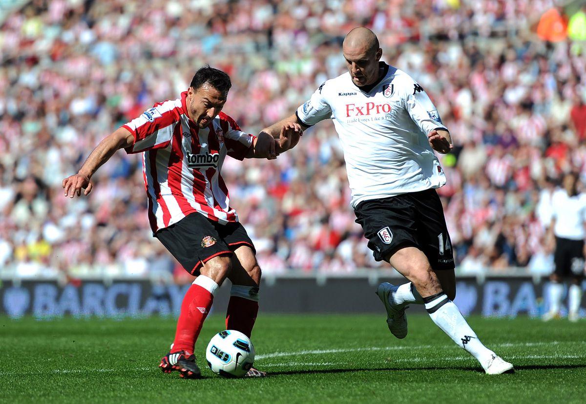 Sunderland v Fulham - Premier League
