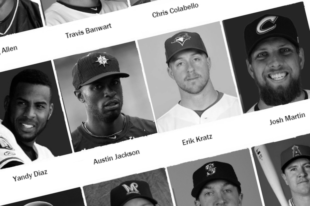 newest b671a 35ab6 Who's who among Cleveland Indians spring training non-roster ...