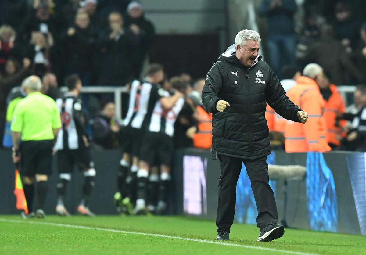Newcastle United v Crystal Palace - Premier League