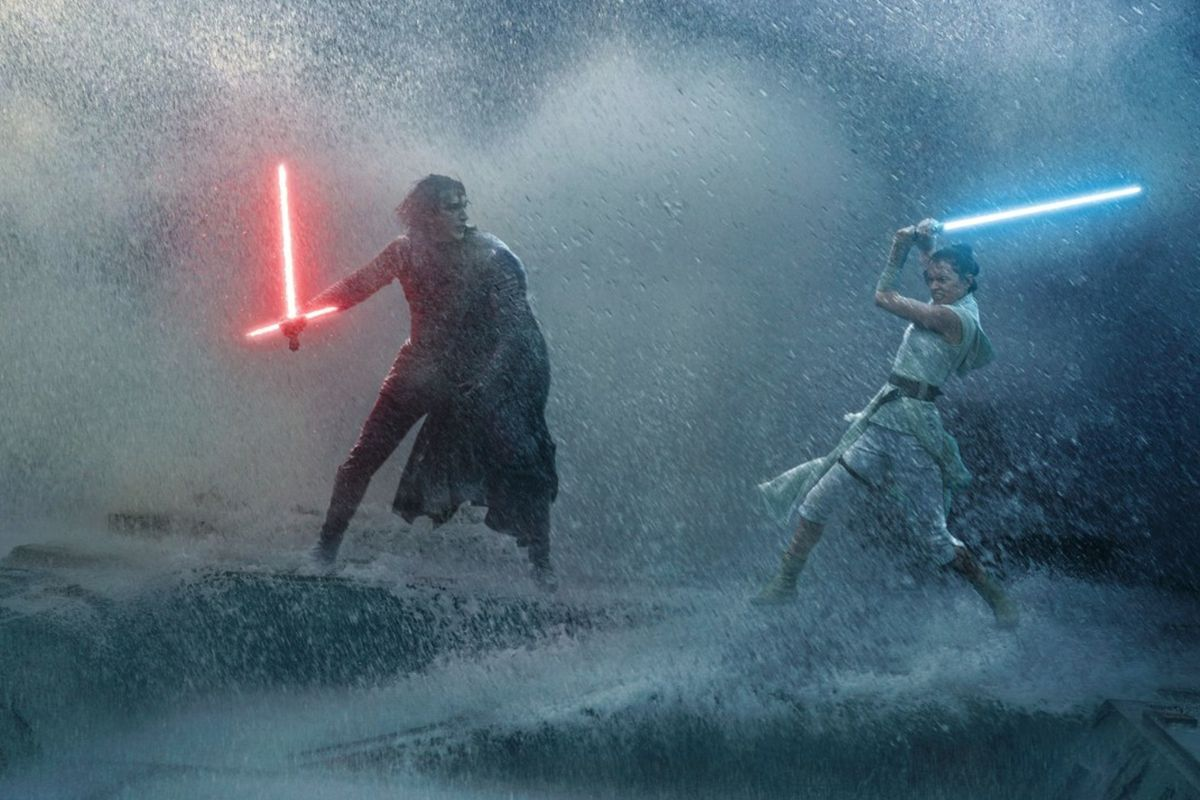 Star Wars The Rise Of Skywalker Will Use Different Lightsabers Than Previous Films Daisy Ridley Says Deseret News