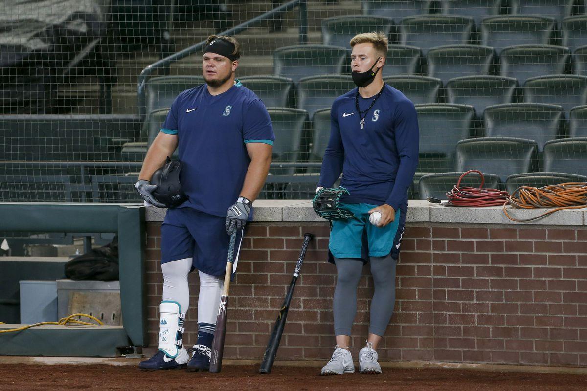 MLB: Seattle Mariners-Workouts