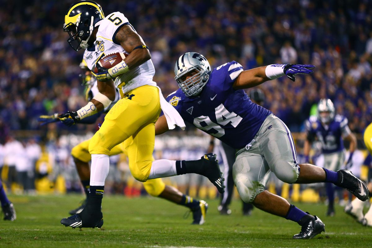 If C.J. Reese doesn't pack on at least 10 to 20 more pounds soon, he's more likely to replace Alauna Finau at defensive end than he is to fill in at defensive tackle.