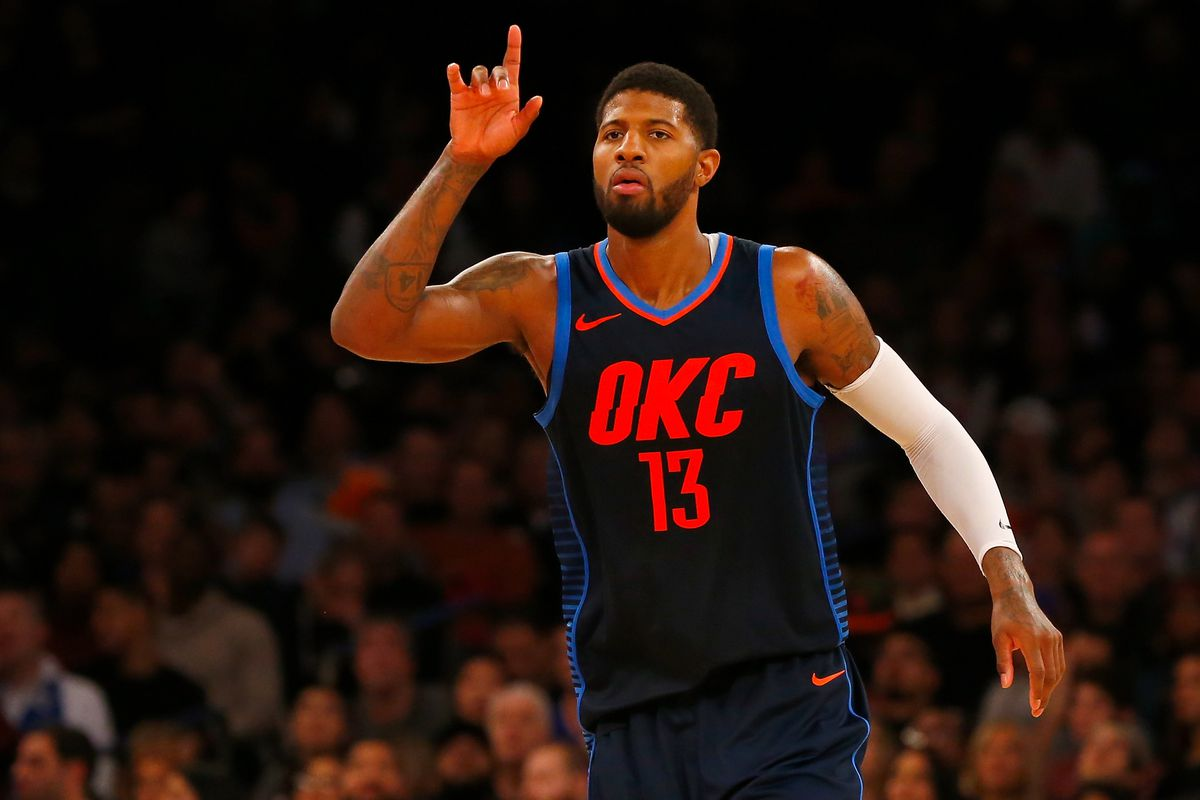 Paul George: Paul George Says He Has 'no Regrets At All' Asking For A