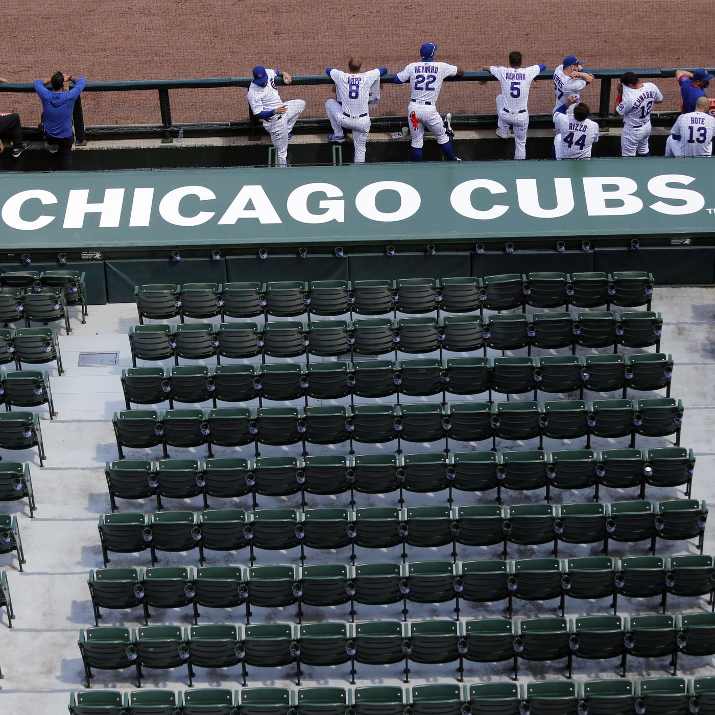 Don't expect a 162-game MLB season in 2021 - Bleed Cubbie Blue
