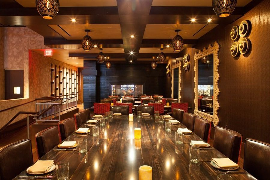 Ay caramba go with the mexican flow at chayo eater vegas for Best private dining rooms twin cities
