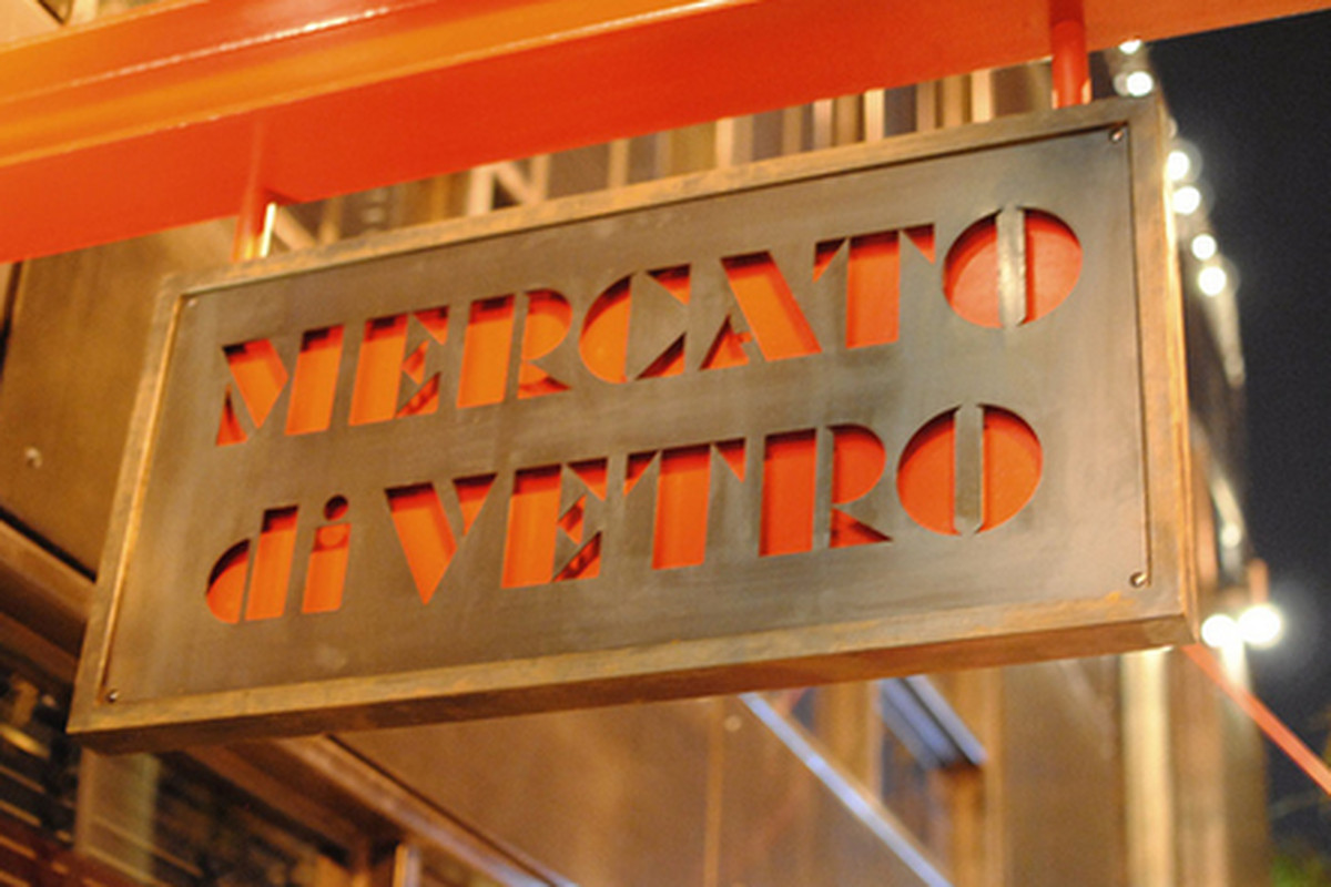 Mercato di Vetro, West Hollywood.