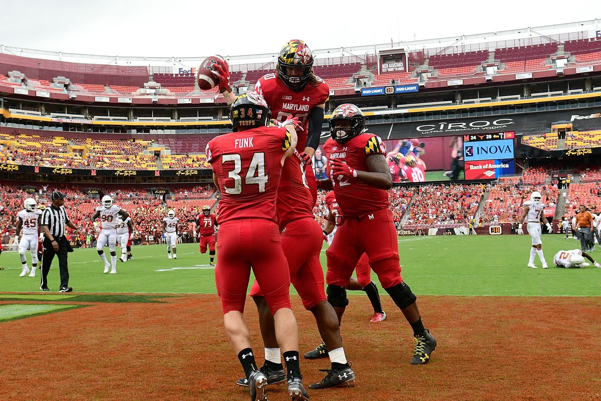 5 Takeaways From Maryland Football S Win Over Texas Testudo Times