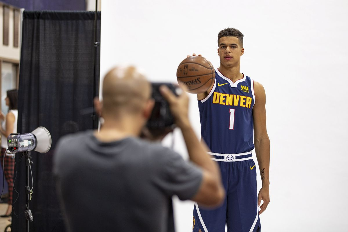 Michael Porter Jr. opens up about his back injury