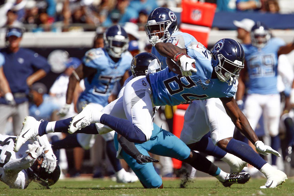 NFL: Tennessee Titans at Jacksonville Jaguars