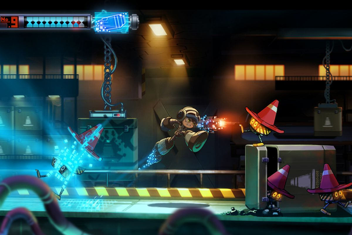 Mega Man successor Mighty No. 9 gets a February release - The Verge