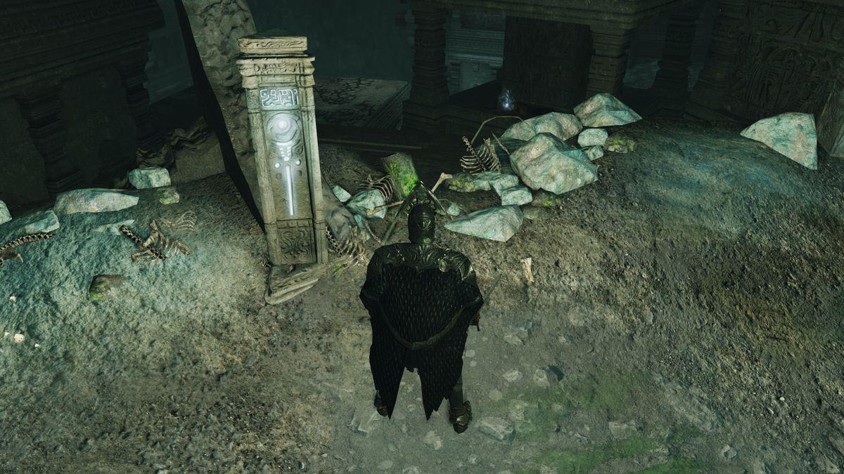 Dark Souls 2 Crown of the Sunken King - tower of prayer 3