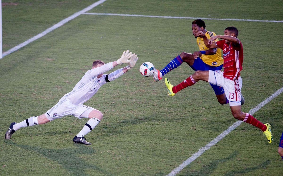 MLS: U.S. Open Cup-Colorado Rapids at FC Dallas