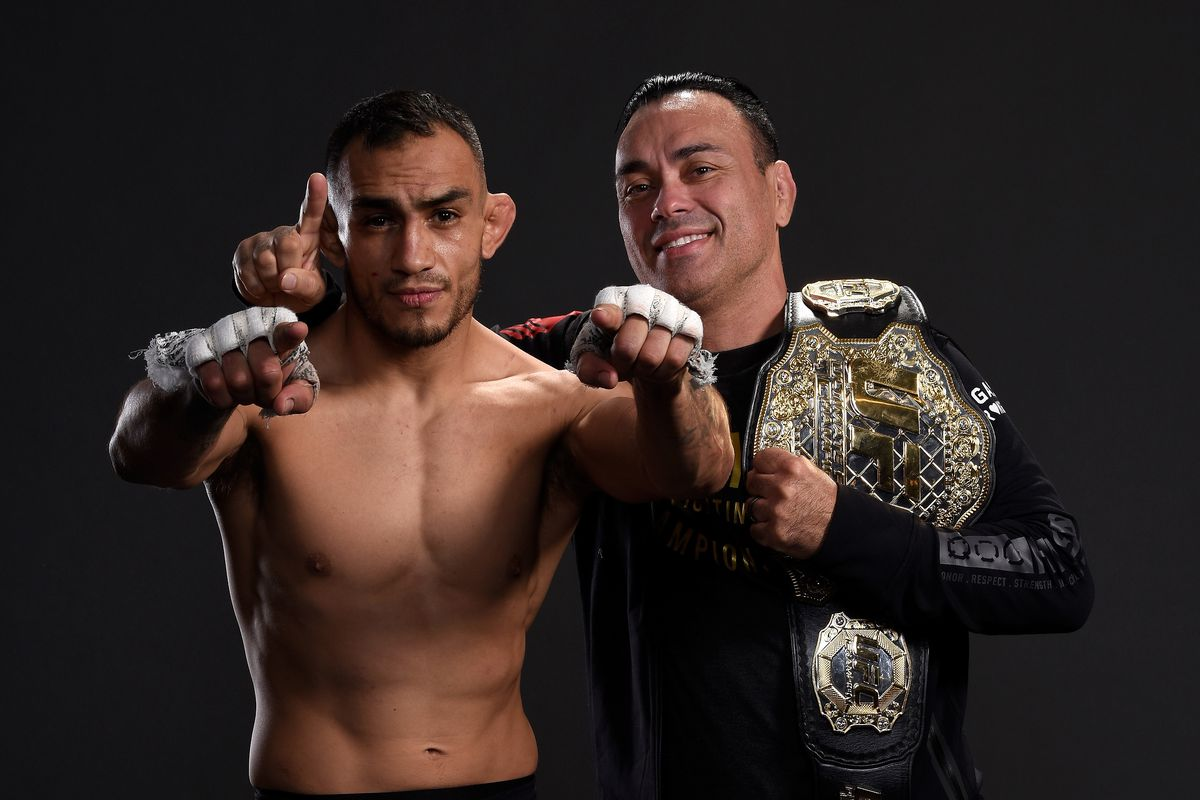 Coach Eddie Bravo confident Tony Ferguson can submit Khabib Nurmagomedov with D'Arce choke