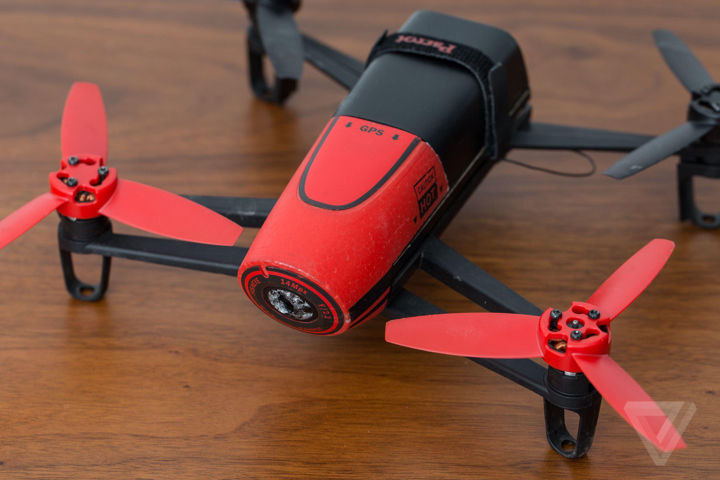 drone walkera