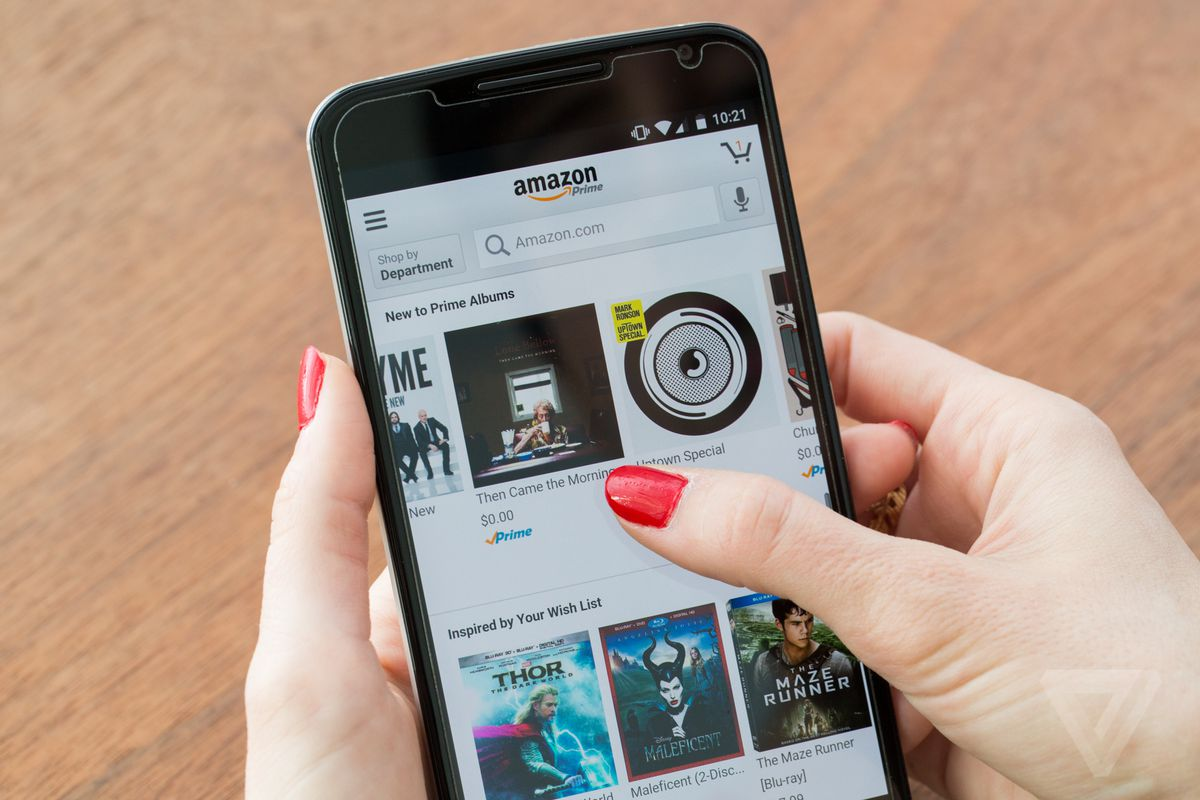 Amazon Cloud Drive can now store unlimited files for $60 a year