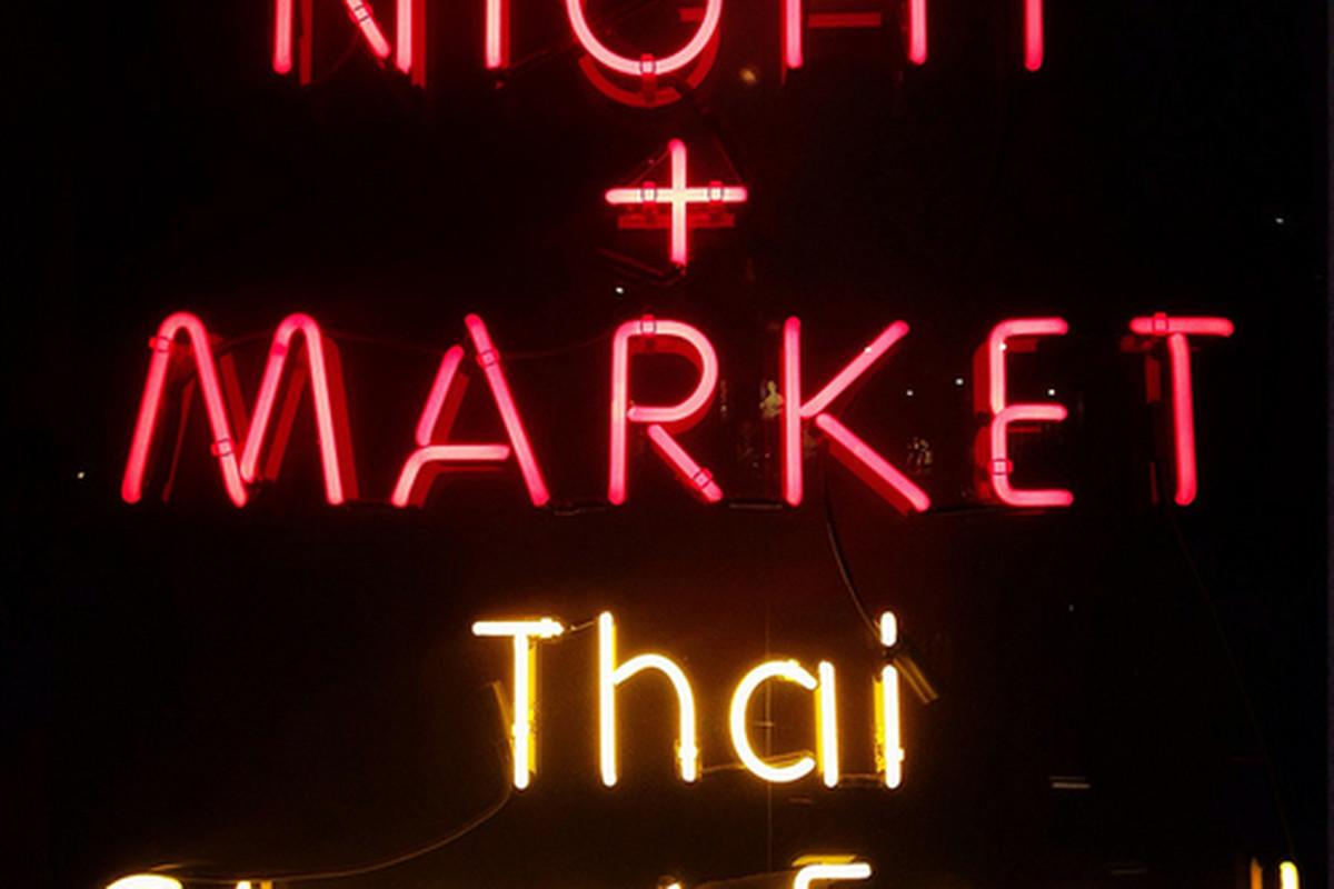 Night+Market, West Hollywood.