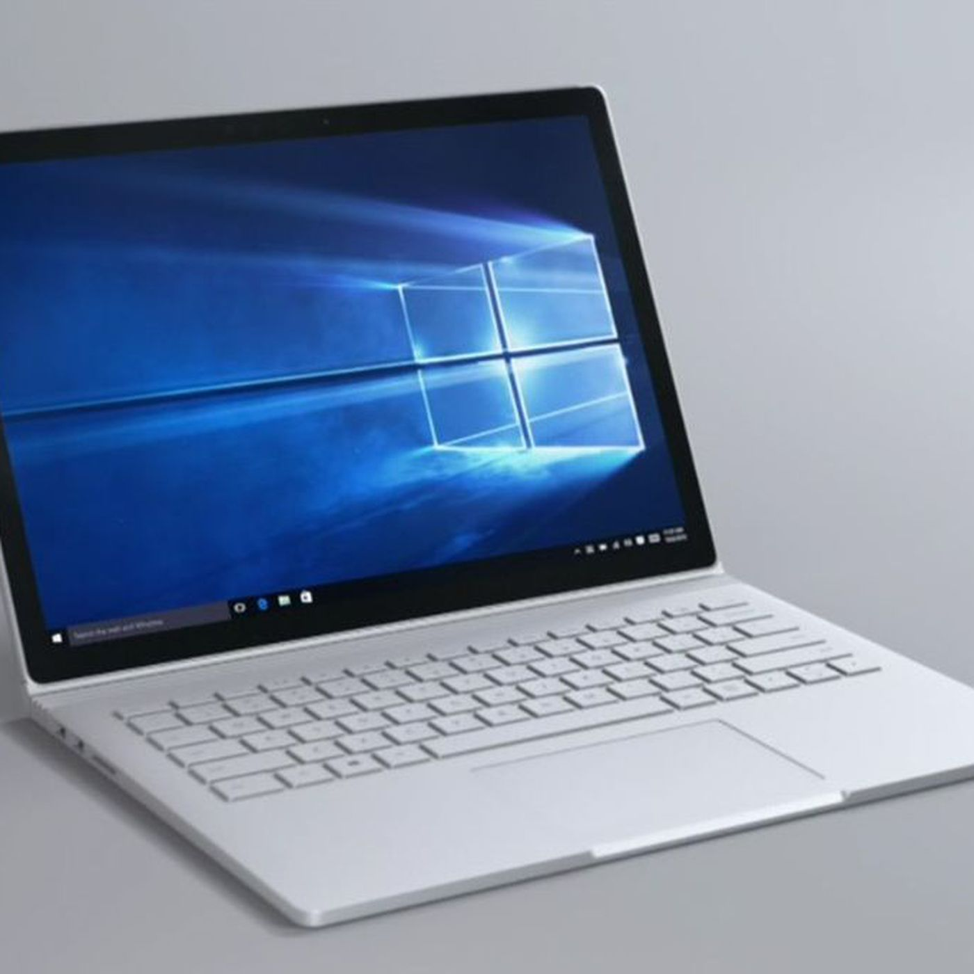 microsoft announces surface book laptop with 13 5 inch display