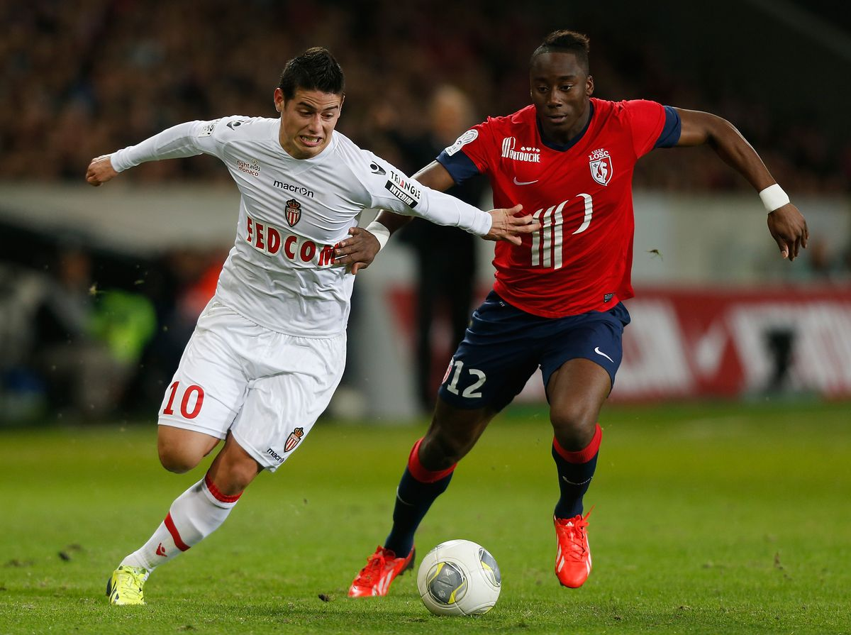 LOSC Lille v AS Monaco FC - Ligue 1