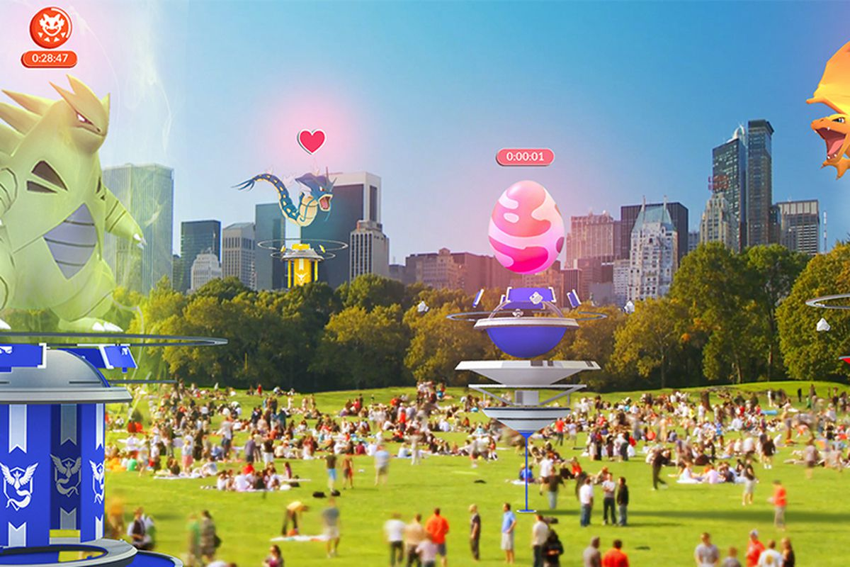 Pokémon Go Raids Get Major Changes