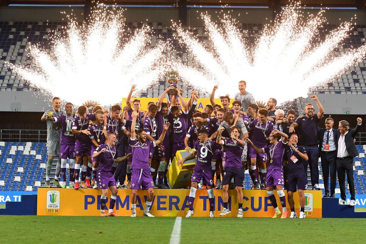 Hellas Verona v ACF Fiorentina - Primavera TIM Cup Final