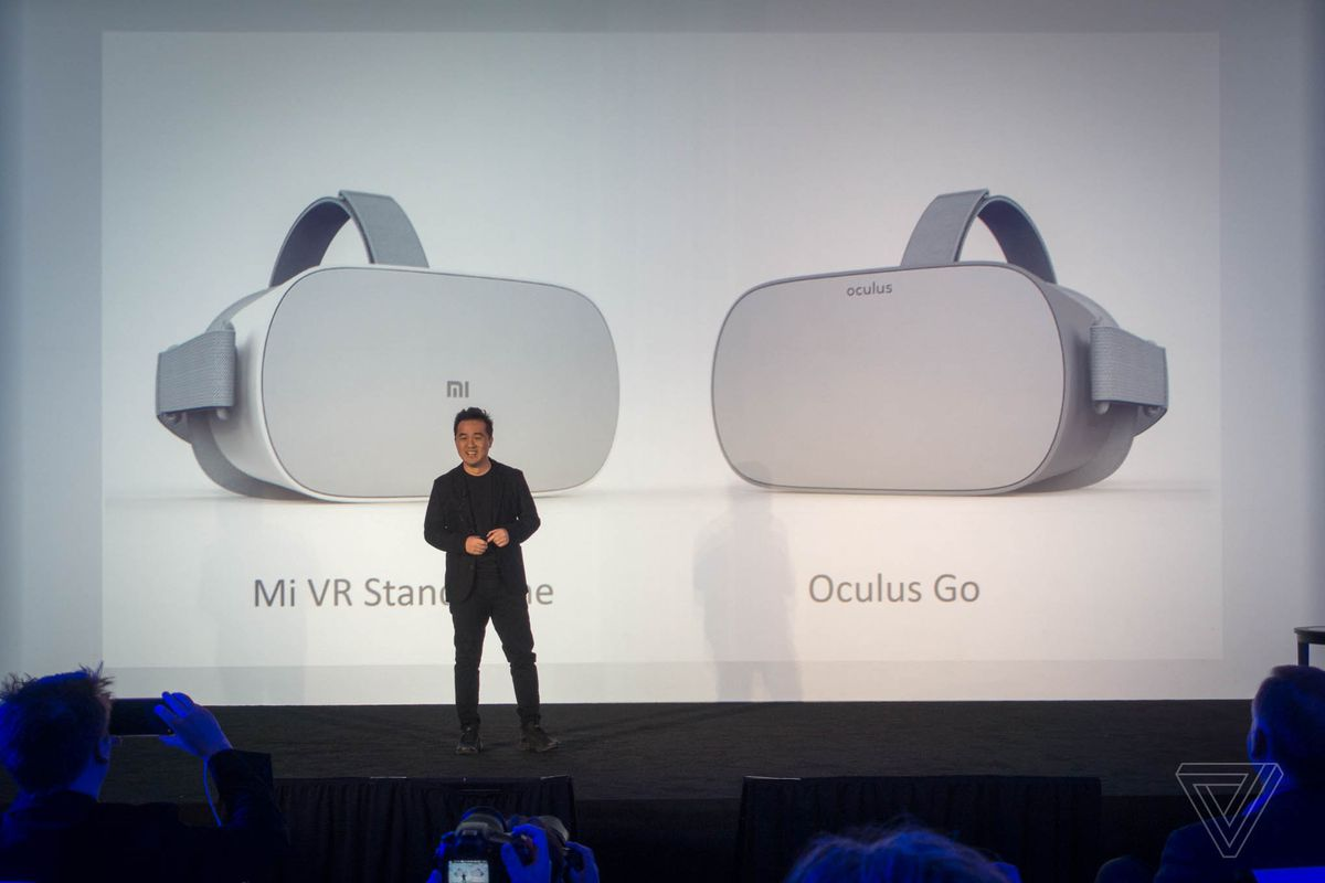Oculus Go is built by Xiaomi and has a Snapdragon 821