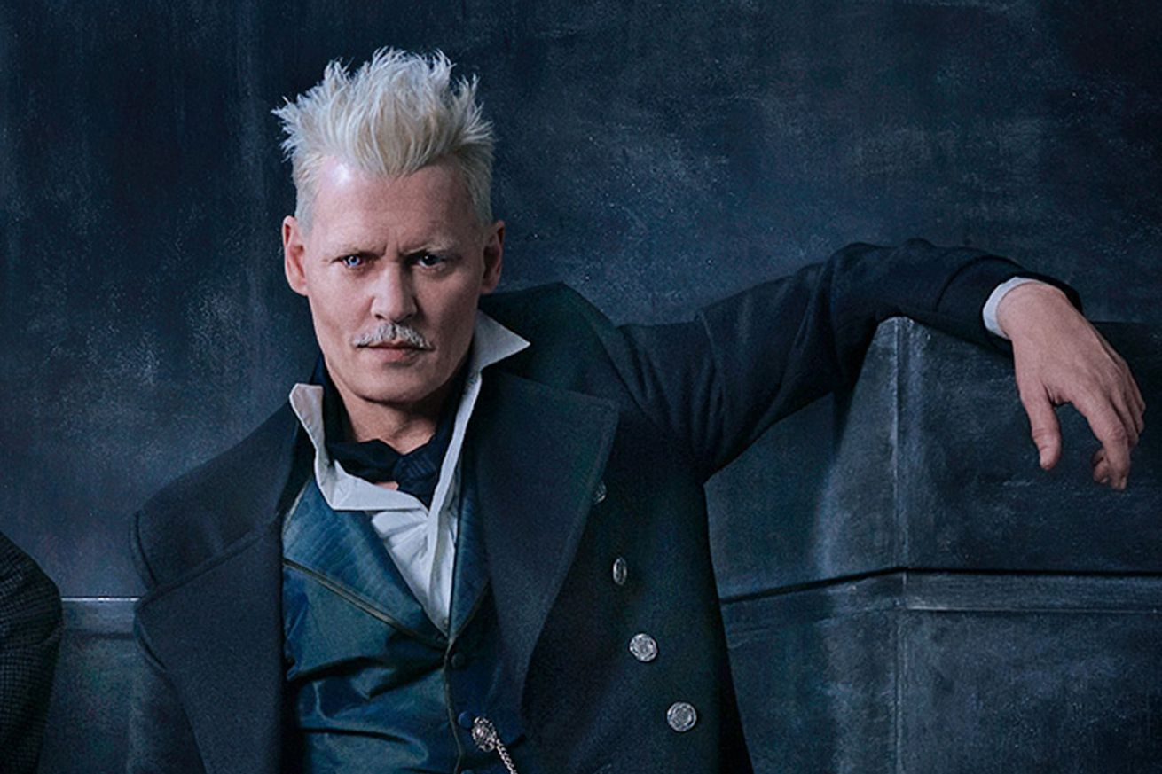 jk rowling defends johnny depp s casting in the fantastic beasts films