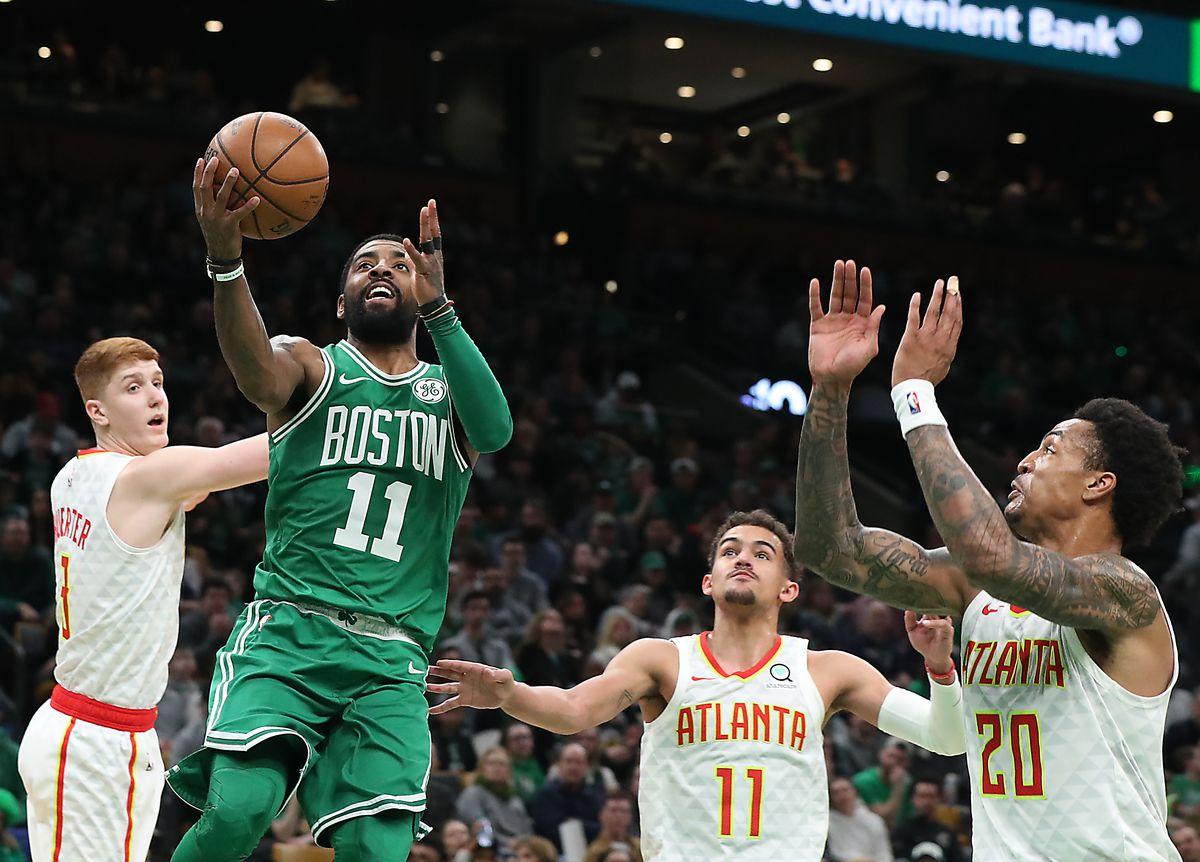 Atlanta Hawks Vs Boston Celtics At TD Garden