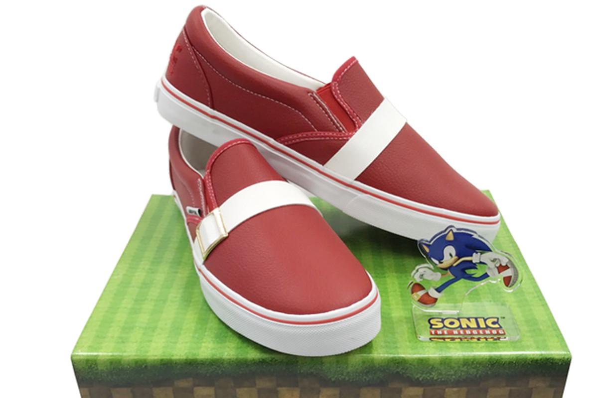 sonic the hedgehog sneakers