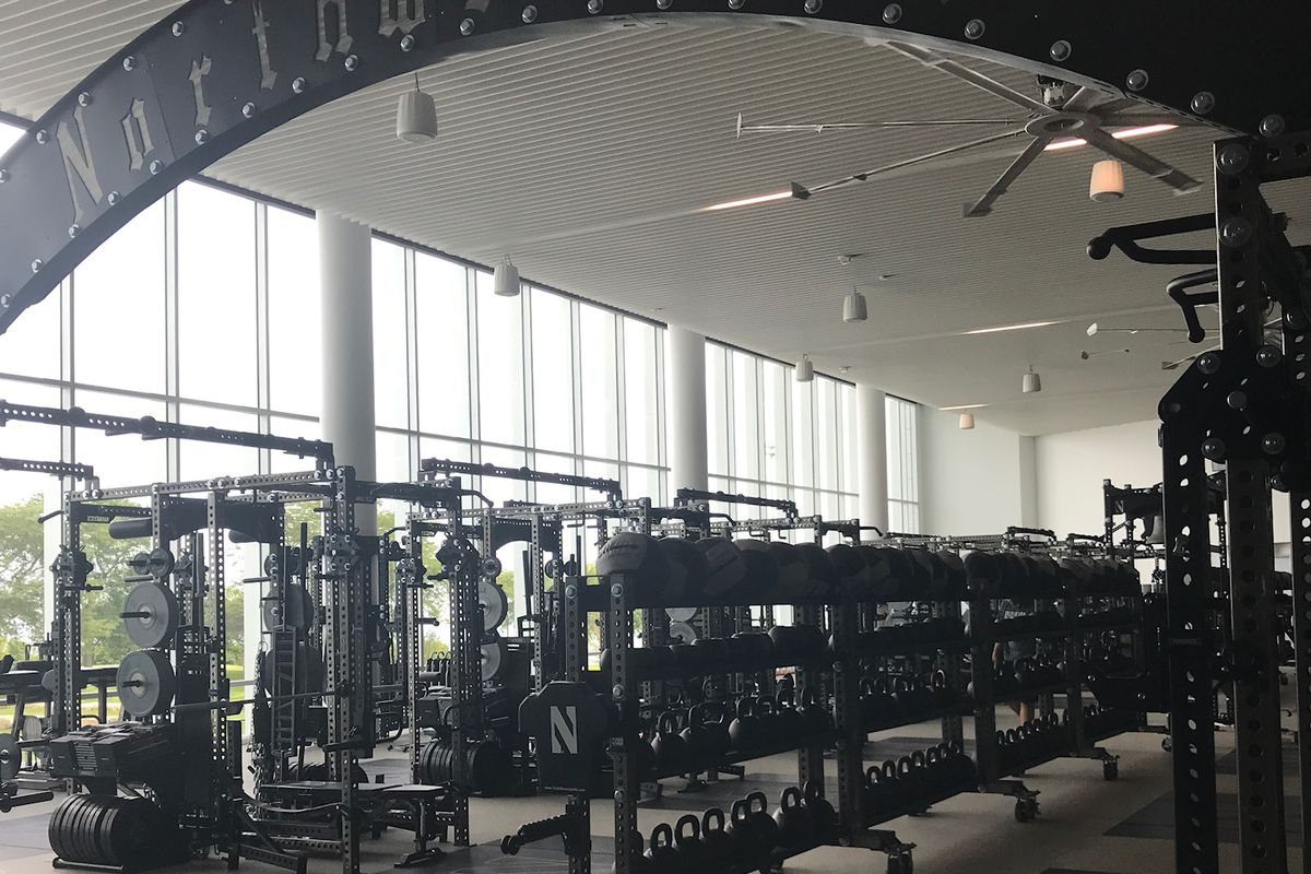 "73df2e51e ... Northwestern's new Walter Athletics Center yesterday. In Pat  Fitzgerald's words, it's ""spectacular."" If you don't want to take his word  for it, here are ..."