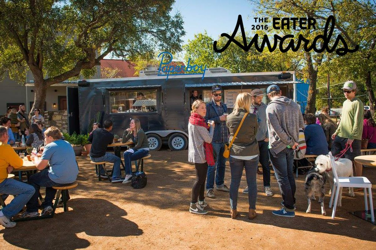 Eater Awards nominee Paperboy