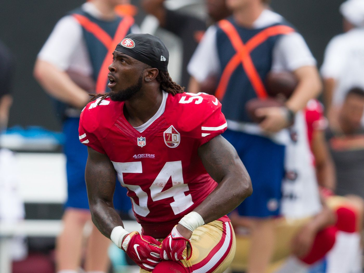 Ray Ray Armstrong Contract Extension Details Niners Nation