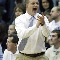Lone Peak boys head basketball head coach Quincy Lewis says his team's No. 1 goal, as always, is to win the state championship.