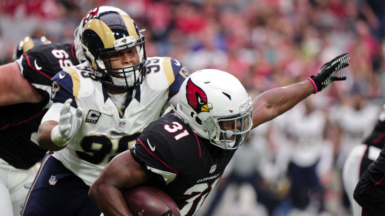 Studying is Forcing Aaron Donald's Ceiling to Rise - Turf ...