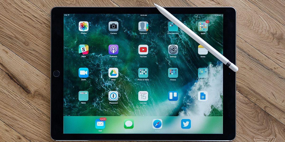 iPad Pro 12 9 review: a great iPad, one I won't buy - The Verge