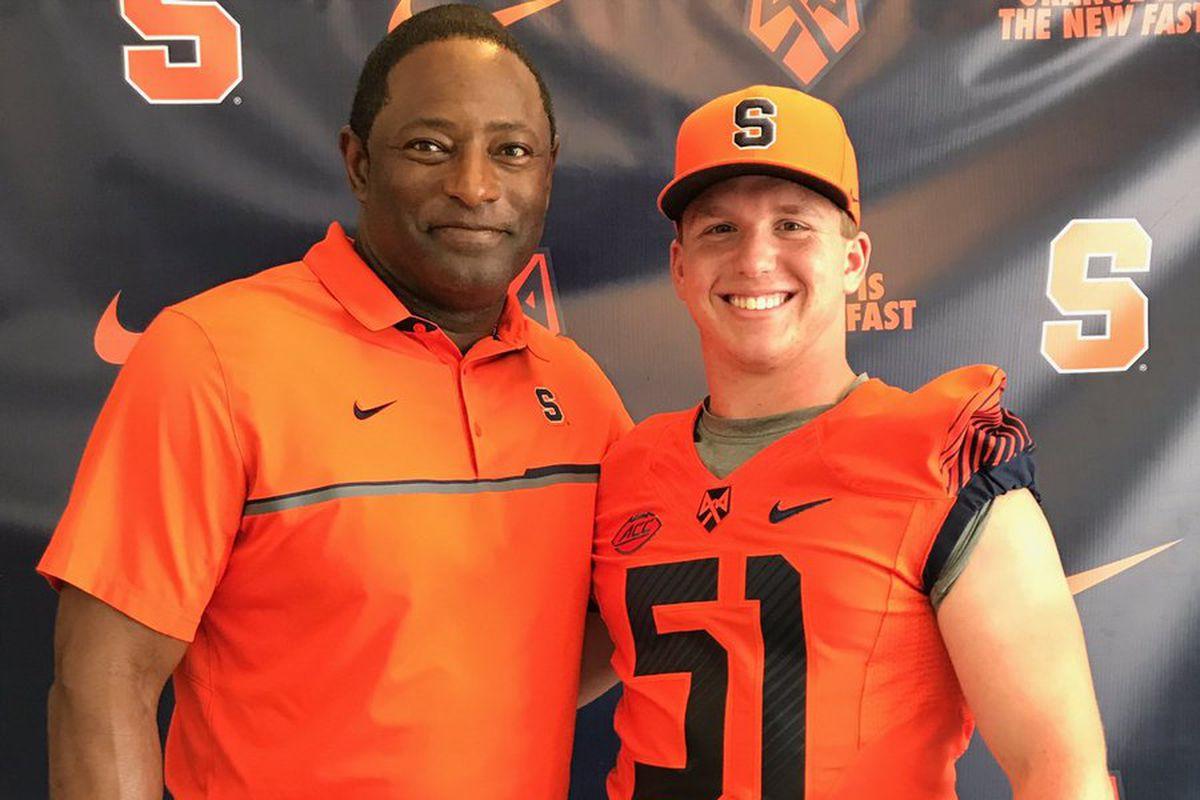 Syracuse football recruiting: Orange add preferred walk-on ...