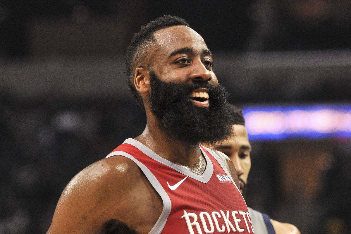 James Harden needs to be back in the MVP conversation ...