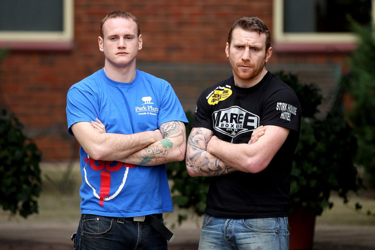 George Groves Had Death Threats Before Kenny Anderson Fight Bad