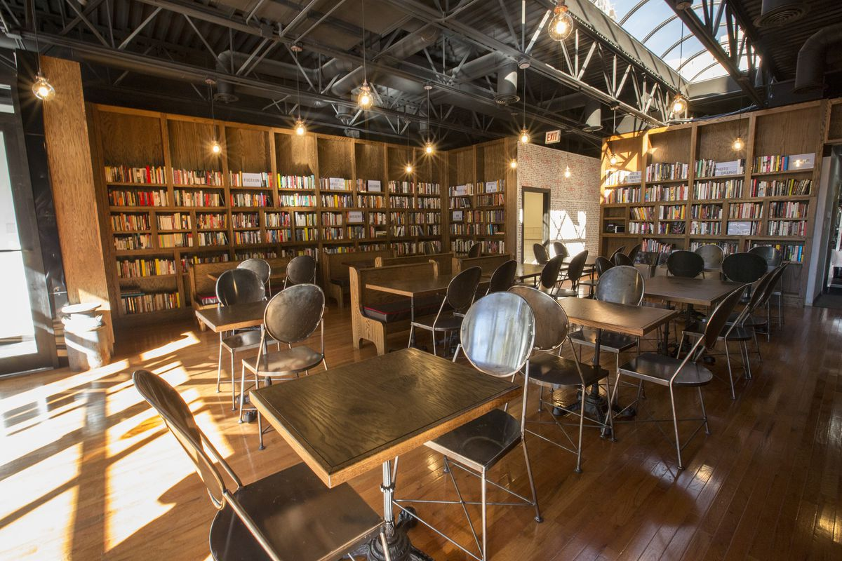 Bibliophile Hyde Park S Boozy Bakery Bar Has Closed